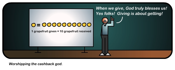 Cashback God